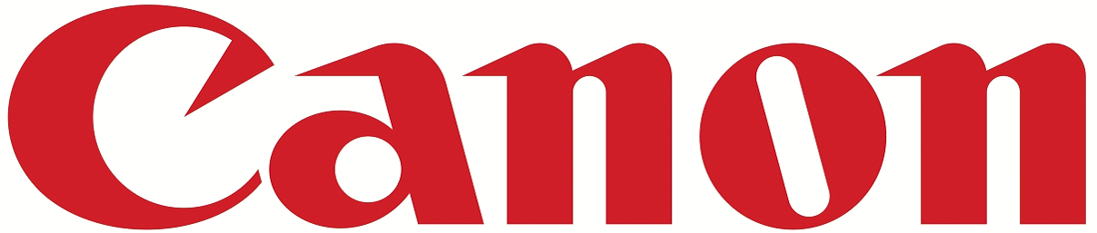 Canon logo close crop