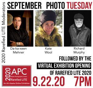 Rarefied Lite // September Photo Tuesday